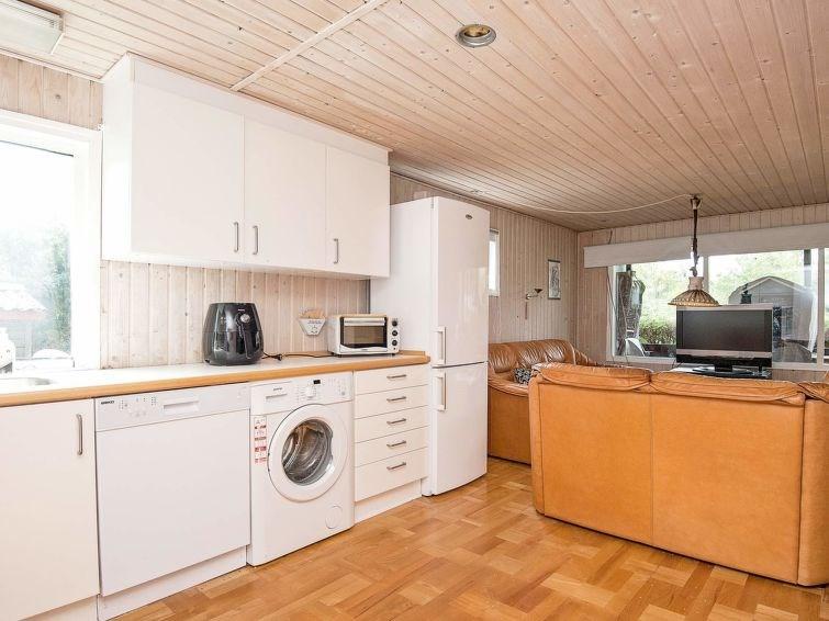 Maison pour 5 personnes à Fårvang