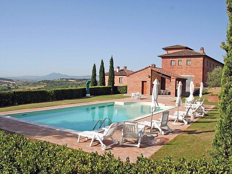 Maison pour 4 personnes à Montepulciano