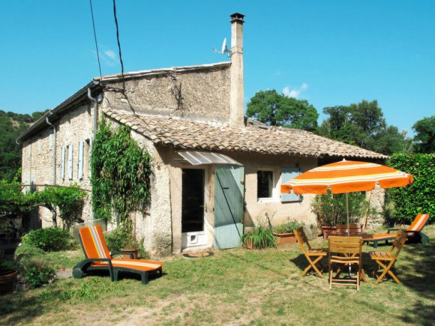 Location vacances Nyons -  Maison - 2 personnes - Barbecue - Photo N° 1