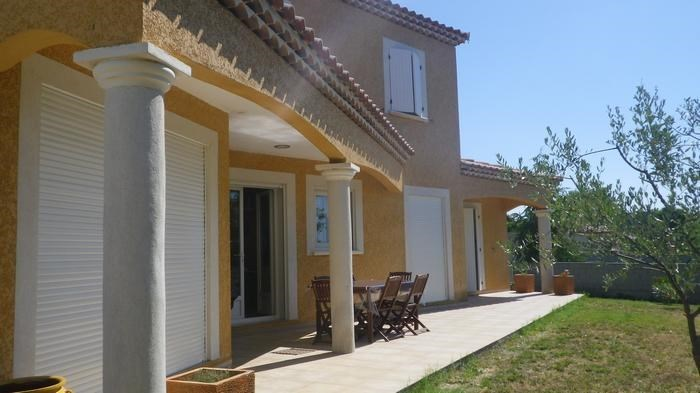 Villa pour 6 pers. avec piscine privée, Saint-Jean-de-Serres