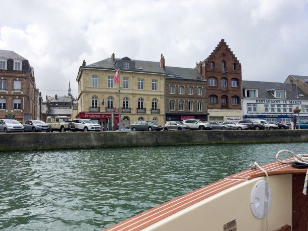 Location vacances Saint-Pierre-en-Port -  Appartement - 6 personnes - Télévision - Photo N° 1