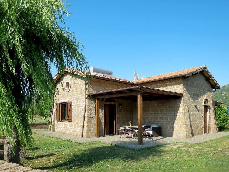 Studio pour 2 personnes à Lago di Bolsena