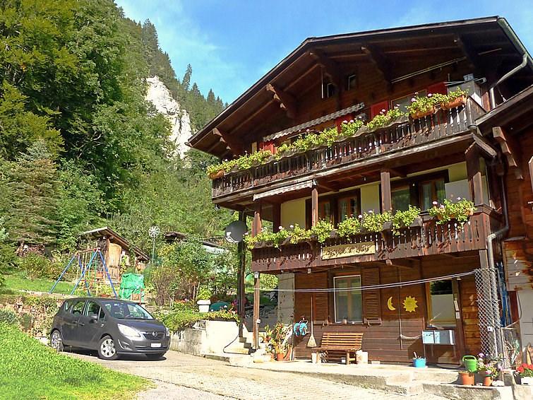 Appartement pour 4 à Lauterbrunnen