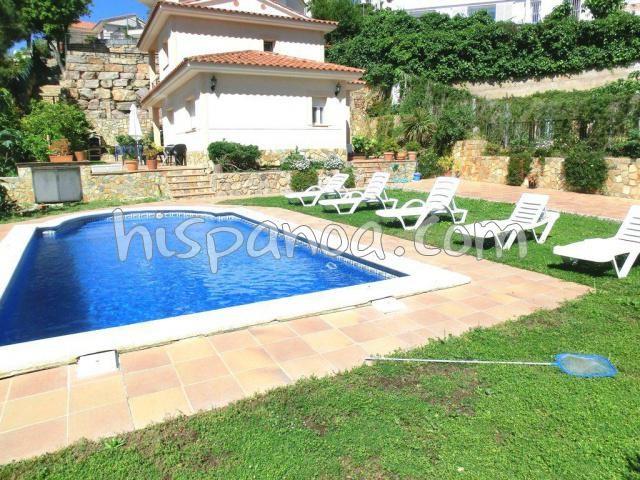 Villa en location à Lloret del Mar proche plage