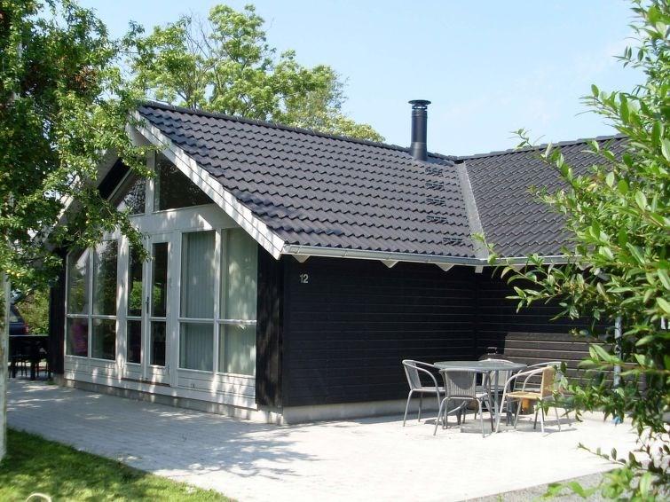 Maison pour 4 personnes à Børkop