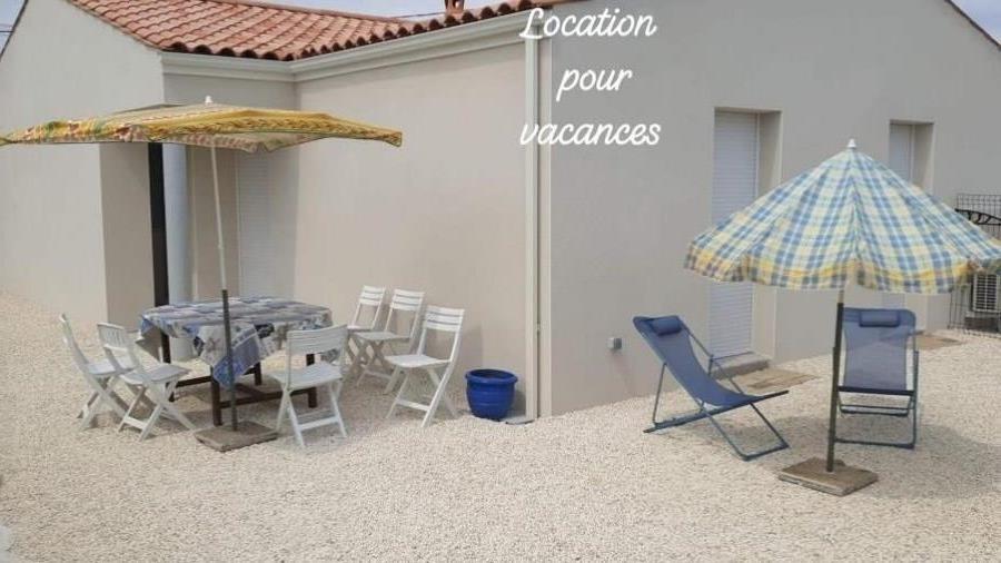 Location vacances Médis -  Maison - 4 personnes - Chaise longue - Photo N° 1