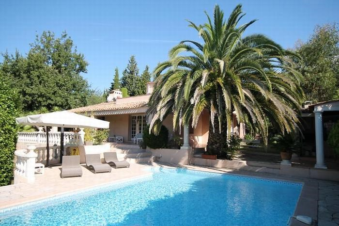 Holiday rentals Mougins - House - 10 persons - BBQ - Photo N° 1