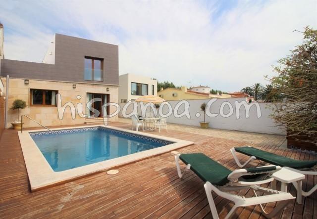 Location vacances Castelló d'Empúries -  Maison - 6 personnes - Chaise longue - Photo N° 1
