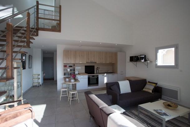 Location vacances Biscarrosse -  Appartement - 8 personnes - Télévision - Photo N° 1