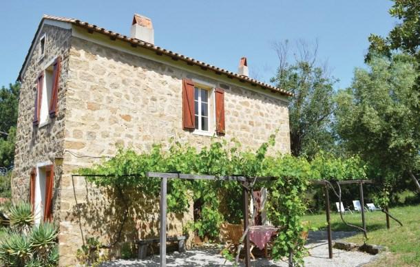 Location vacances Coti-Chiavari -  Maison - 6 personnes - Jardin - Photo N° 1