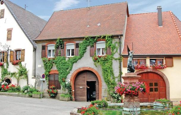 Location vacances Pfaffenheim -  Maison - 4 personnes - Télévision - Photo N° 1