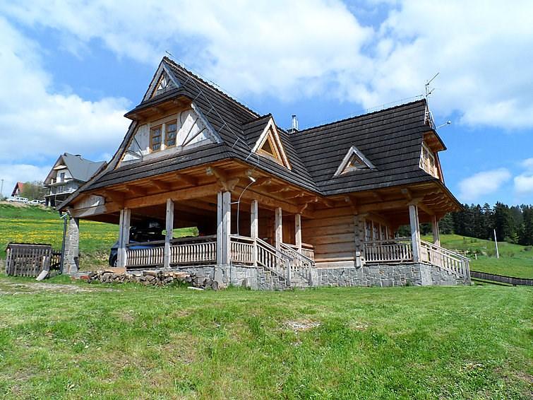 Maison pour 4 personnes à Bukowina-Czarna Gora