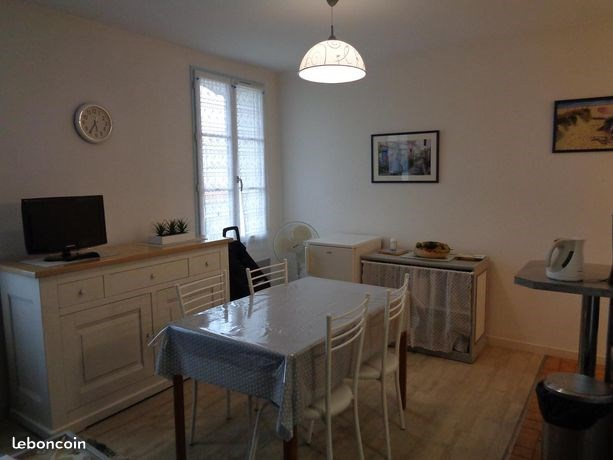 Location vacances Rochefort -  Appartement - 3 personnes - Salle à manger - Photo N° 1