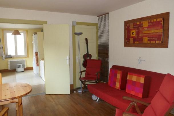 Location vacances La Bresse -  Appartement - 4 personnes - Barbecue - Photo N° 1