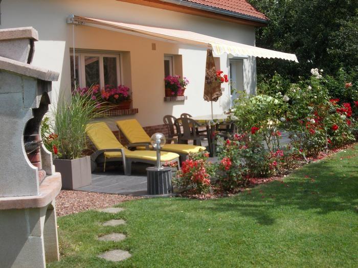 Location vacances Saint-Blimont -  Maison - 4 personnes - Barbecue - Photo N° 1