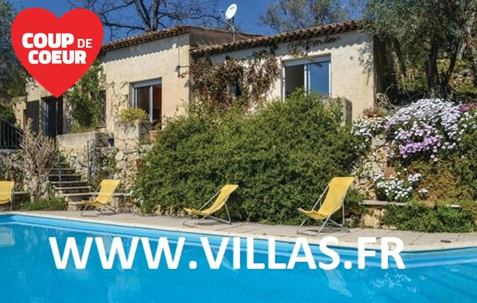 Location vacances Cabris -  Maison - 6 personnes - Barbecue - Photo N° 1