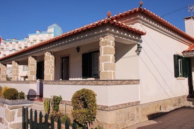 Maison typique portugais