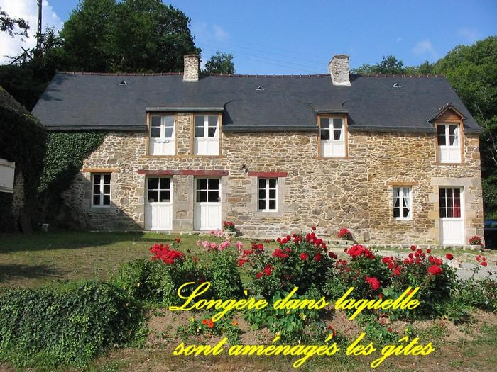 Holiday rentals Saint-Malo - House - 8 persons - BBQ - Photo N° 1