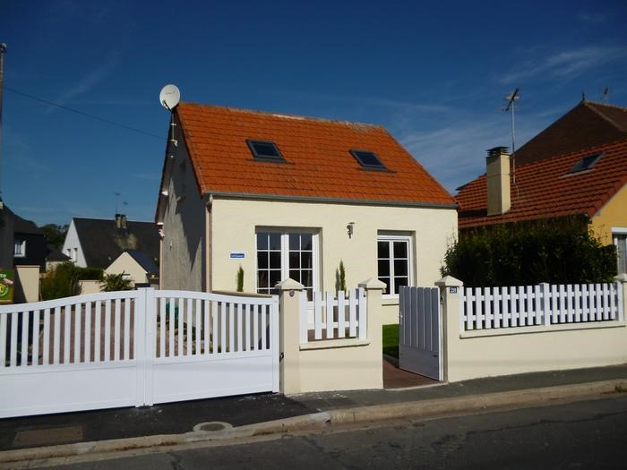 Location vacances Port-en-Bessin-Huppain -  Maison - 5 personnes - Barbecue - Photo N° 1