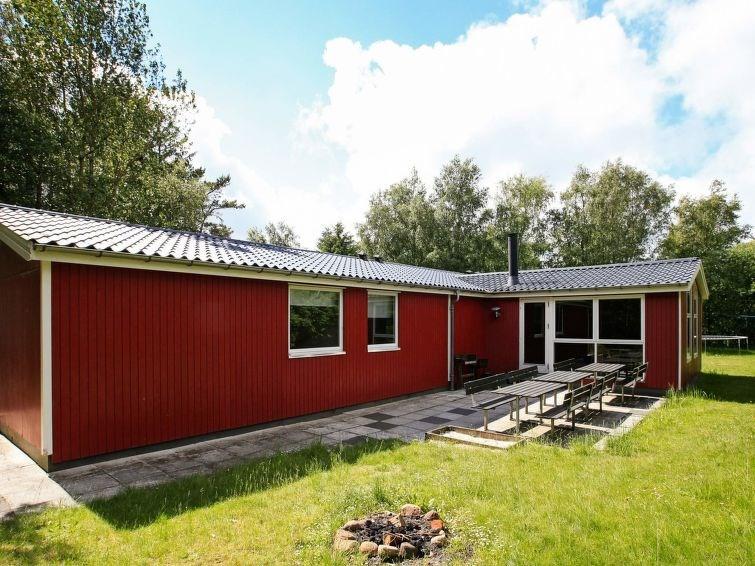 Maison pour 11 personnes à Øster Assels