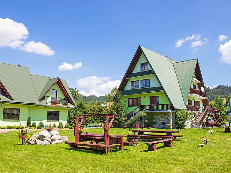 Location vacances Czarna Góra -  Appartement - 6 personnes -  - Photo N° 1