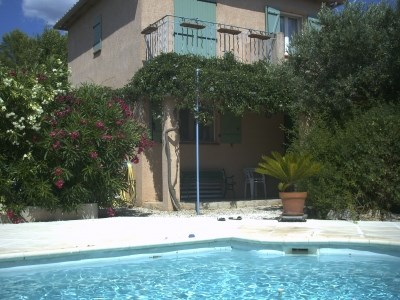 Holiday rentals Cotignac - Cottage - 4 persons - BBQ - Photo N° 1