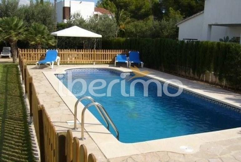 Villa avec piscine à Ametlla de Mar pour 8 personnes - 3 chambres