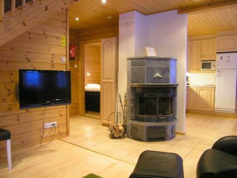 Studio pour 6 personnes à Kittilä