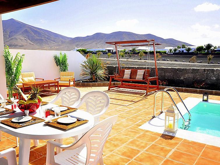 Studio pour 4 personnes à Playa Blanca