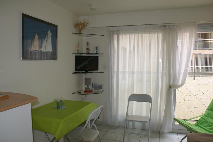Alquileres de vacaciones Les Sables-d'Olonne - Apartamento - 4 personas - Televisión - Foto N° 1