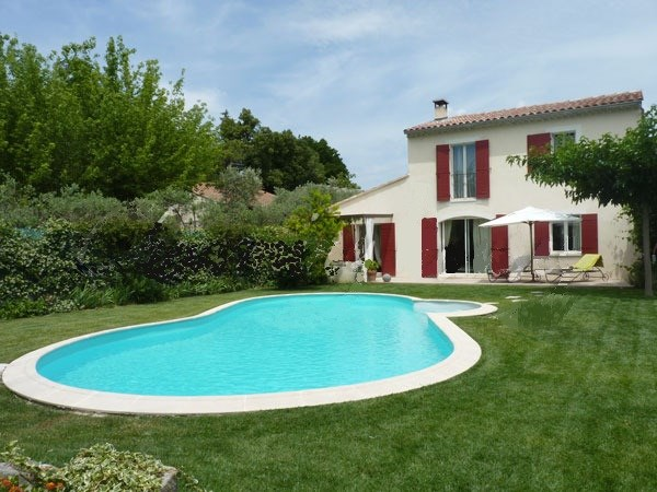 Holiday rentals Cabannes - House - 6 persons - BBQ - Photo N° 1