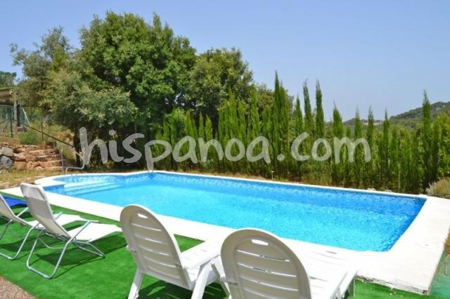 Location vacances Begur -  Maison - 8 personnes - Barbecue - Photo N° 1