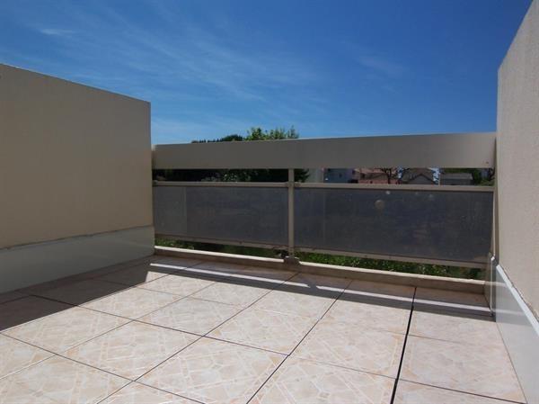 LOCATION SAISONNIERE - STUDIO AVEC GRANDE TERRASSE AU CALME 4 COUCHAGES - CARNON