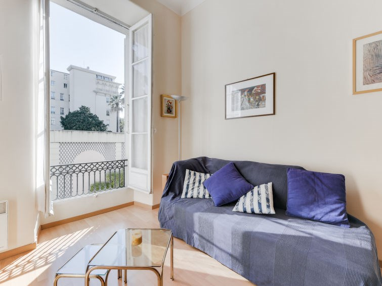 Location vacances Nice -  Appartement - 4 personnes - Cour - Photo N° 1