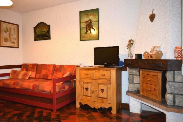 Appt Studio cabine 5 couchages GRAND BORNAND