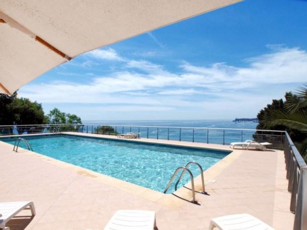 Location vacances Roquebrune-Cap-Martin -  Appartement - 6 personnes - Lecteur DVD - Photo N° 1