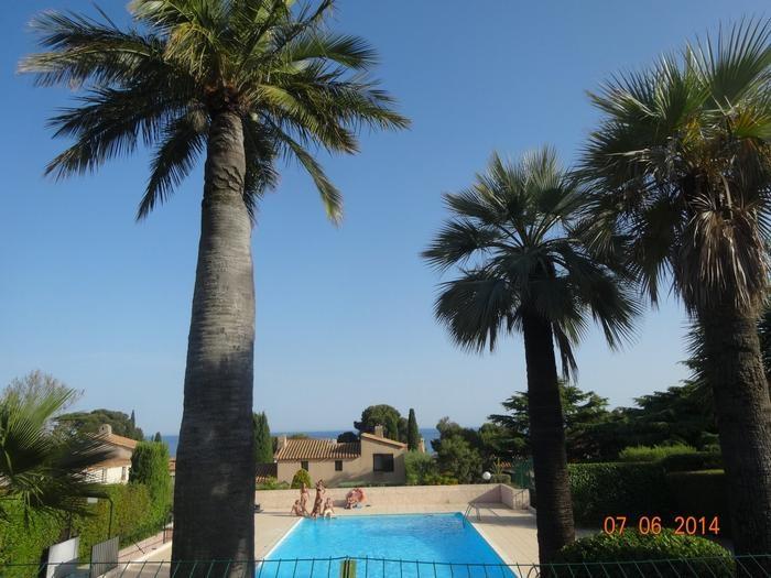 Studio pour 4 pers. avec piscine, La Ciotat