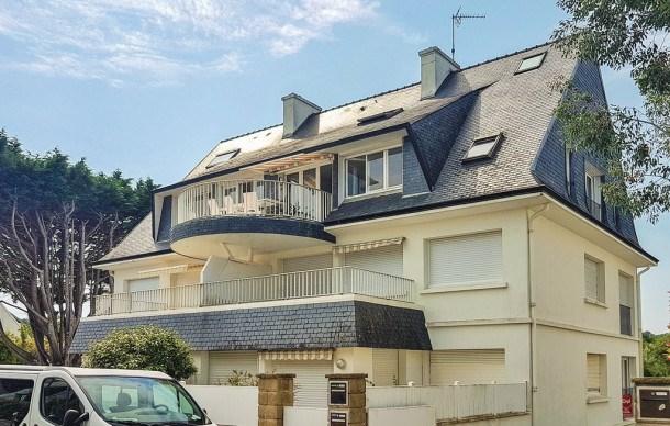 Location vacances Fouesnant -  Appartement - 4 personnes - Télévision - Photo N° 1