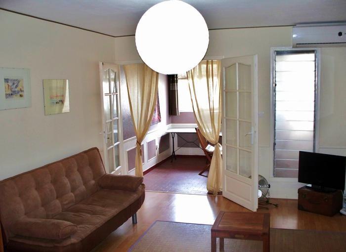Location vacances Saint-Paul -  Appartement - 5 personnes - Jardin - Photo N° 1