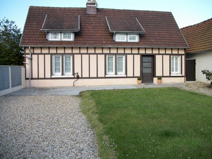 Holiday rentals Berneval-le-Grand - House - 6 persons - BBQ - Photo N° 1