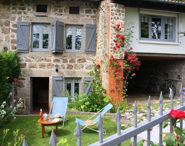 Small House in Crozet - Saillant