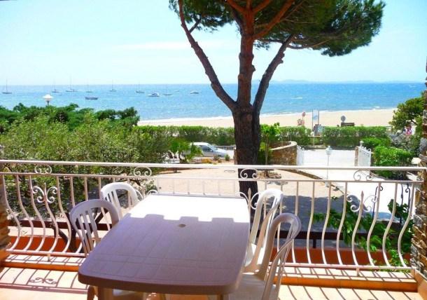 Location vacances La Londe-les-Maures -  Appartement - 4 personnes - Télévision - Photo N° 1