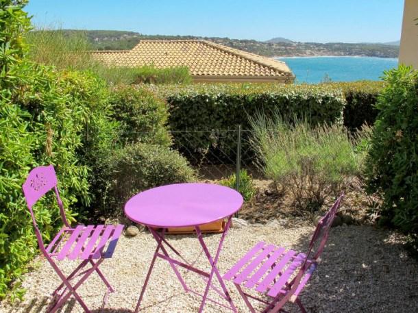 Location vacances Bandol -  Appartement - 2 personnes - Barbecue - Photo N° 1