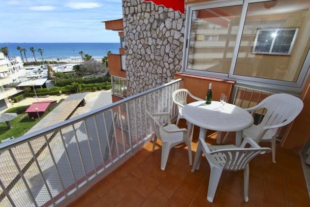 Location vacances Vila-seca -  Appartement - 6 personnes - Télévision - Photo N° 1