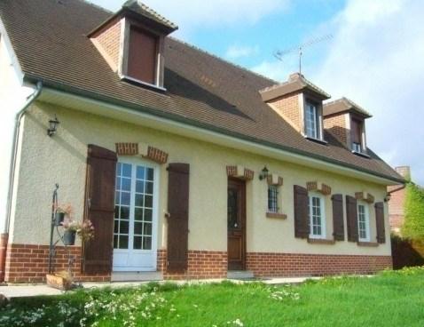 Location vacances Villers-sur-Bonnières -  Maison - 9 personnes - Barbecue - Photo N° 1