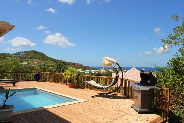 Villa with seaview and swimming pool (MQTI09)