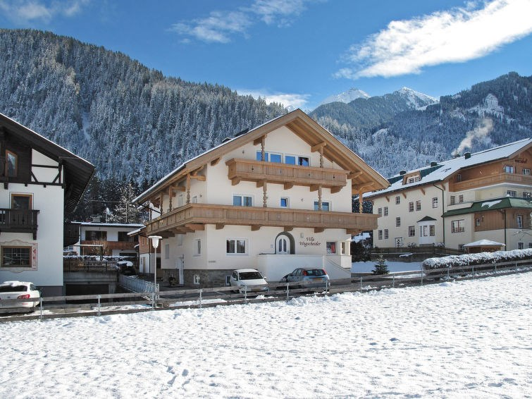 Appartement pour 2 personnes à Mayrhofen