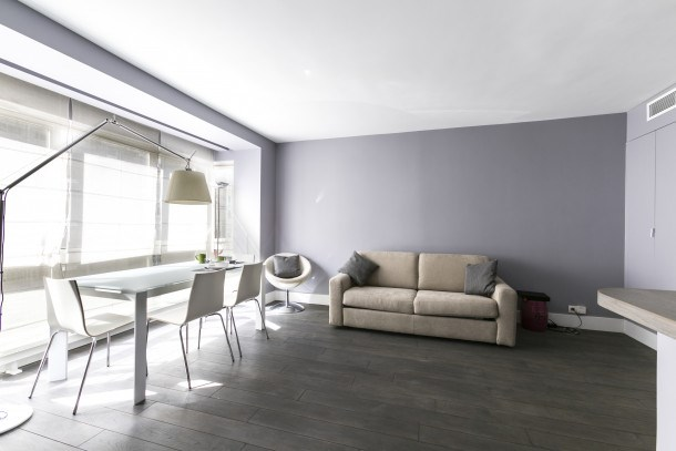 Location vacances Paris 8e Arrondissement -  Appartement - 4 personnes - Télévision - Photo N° 1