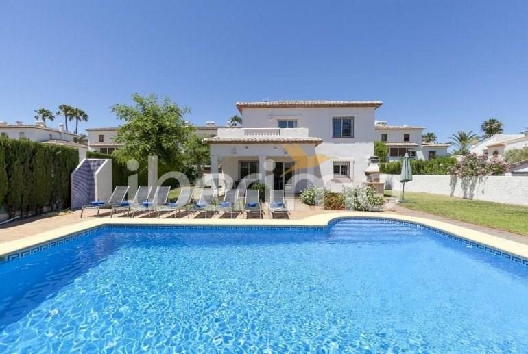 Villa à Denia pour 8 personnes - 4 chambres