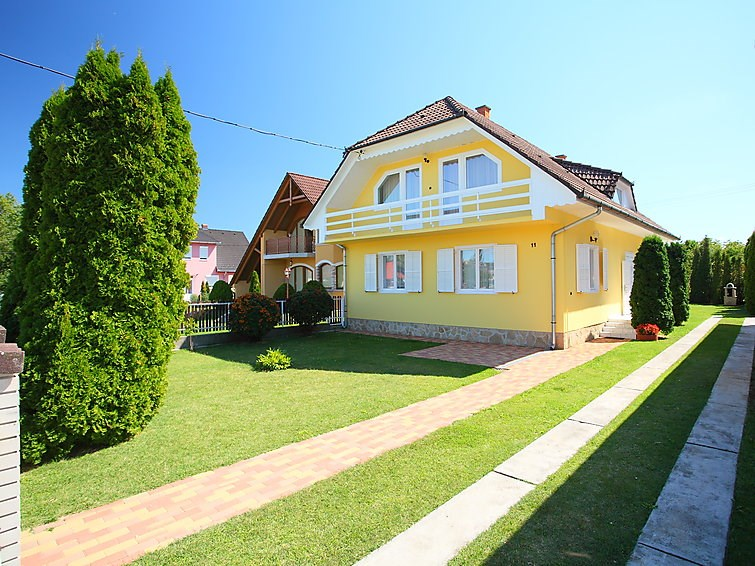Maison pour 7 personnes à Balatonboglar/Balatonlelle